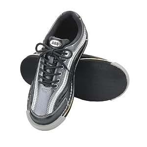 (ABS) ボウリングシューズ S-950 ブラック・シルバー 24.5cm 左右兼用 【ボウリング用品 靴】