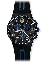 [スウォッチ]SWATCH 腕時計 CHRONO PLASTIC(クロノプラスチック) KAICCO SUSB406 メンズ 【正規輸入品】
