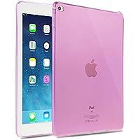 【CEAVIS】iPad MINI 4 ケースクリア ソフト シリコン TPU ケース 超軽量 衝撃防止 (iPad MINI 4, ピンク)