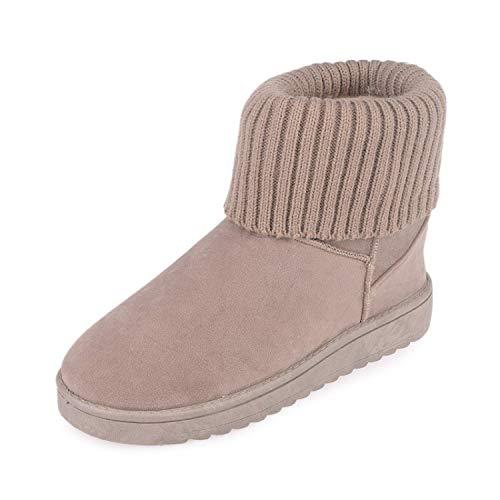 [ライオンガーデン] ムートンブーツ ショート丈 もこもこ 靴 秋 冬 ショート やわらか 滑りにくい ムートン ブーツ