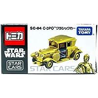 トミカ スター?ウォーズ SC-04 スター?カーズ C-3PO クラシックカー