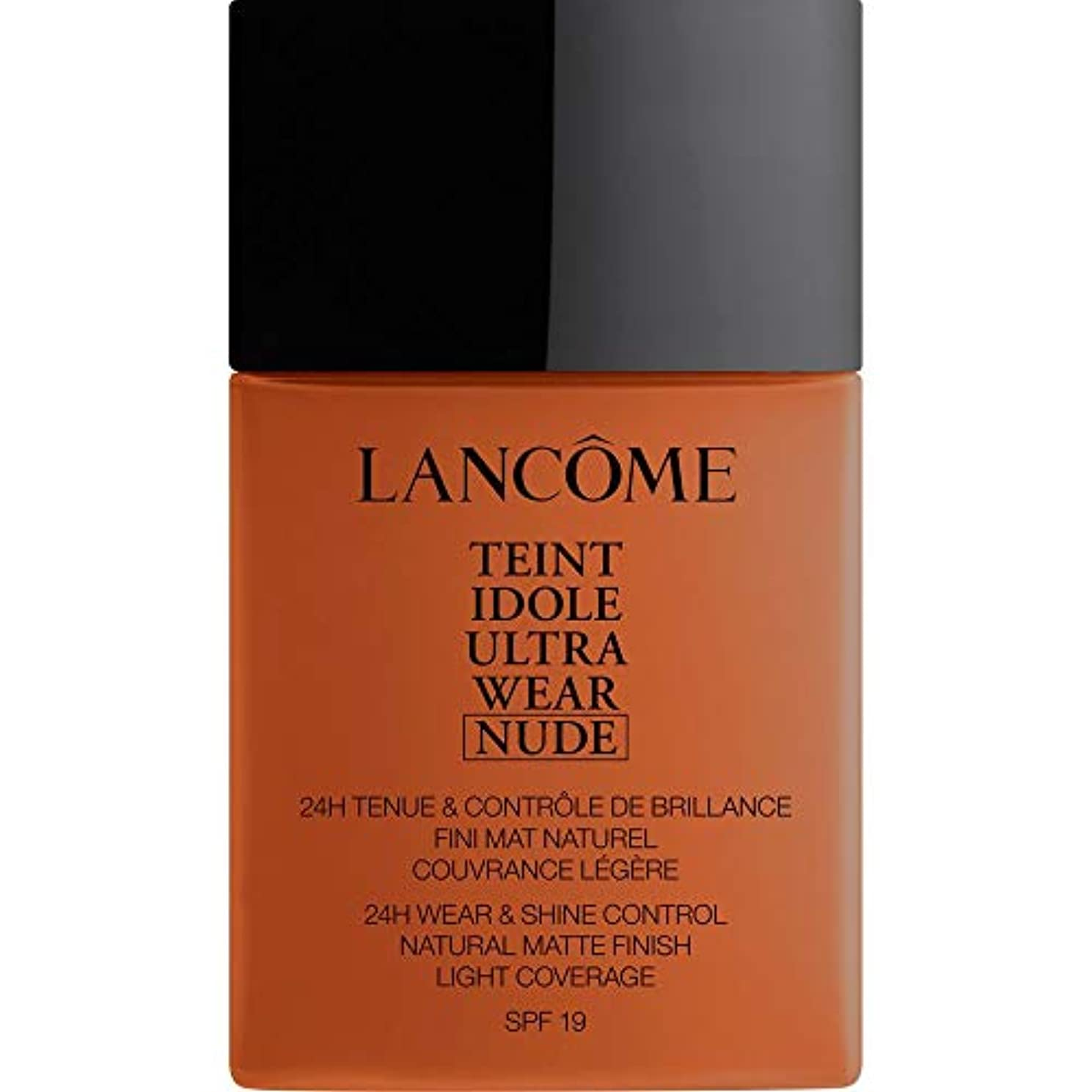 生息地器用サイドボード[Lanc?me ] ランコムTeintのIdole超摩耗ヌード財団Spf19の40ミリリットル13 - Sienne - Lancome Teint Idole Ultra Wear Nude Foundation SPF19...