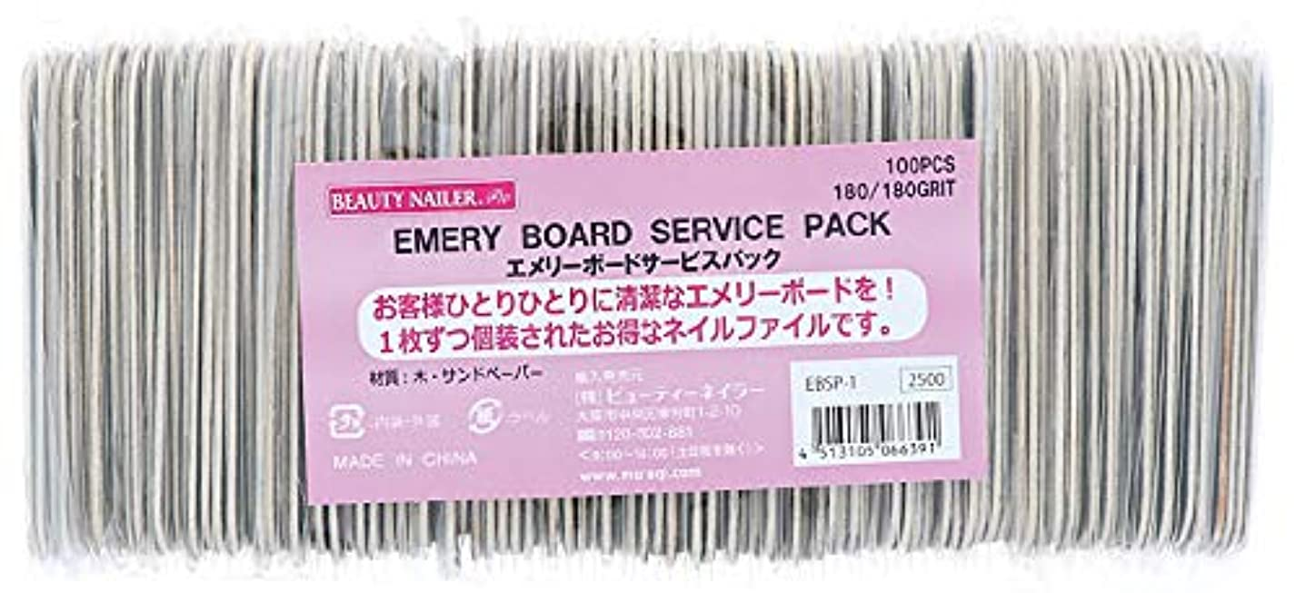 画家グリーンバッククランプエメリーボードサービスパック(EBSP-1)