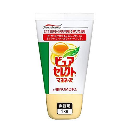 「ピュアセレクトRマヨネーズ」業務用 1kgチューブ×10