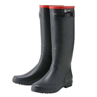AIGLE エーグル レインブーツ CHANTEBELLE シャンタベル ラバーブーツ 長靴 [並行輸入品] NAVY(86562)/ネイビー UK36/23cm