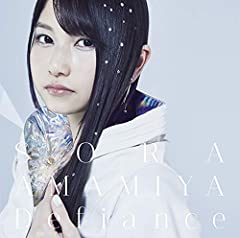 Defiance♪雨宮天のCDジャケット