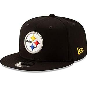 NEW ERA (ニューエラ) NFLフラットバイザー/スナップバックキャップ (9FIFTY 950 CAP) ピッツバーグ・スティーラーズ