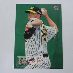 BBM2019/1st ■レギュラーカード■306/ジョンソン/阪神 ≪ベースボールカード≫