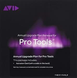 【国内正規品】Annual Upgrade Plan Renewal for Pro Tools (Pro Tools 12アップグレードプラン更新用) 9935-66070-00