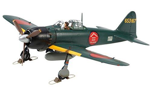 マスターワークコレクション No.147 1/48 三菱 零式艦上戦闘機 五二型甲 第653航空隊 戦闘166飛行隊 塗装済み完成モデル 21147