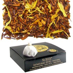 MARIAGE FRERES (マリアージュフレール) NIL ROUGE - 30伝統的なフランスモスリン茶小袋の箱 - 並行輸入品