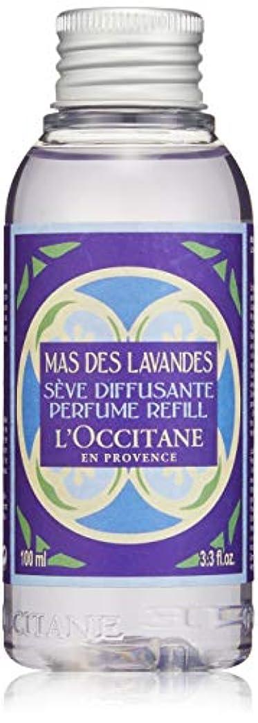 効率的に受取人してはいけないロクシタン(L'OCCITANE) プロヴァンスホーム ルームパフューム ラベンダー(レフィル) 100ml
