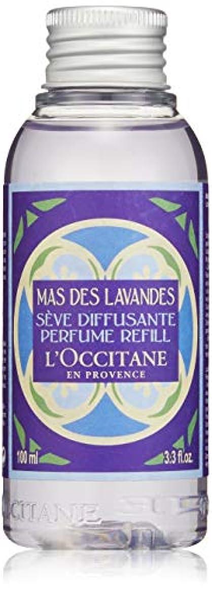 素晴らしさ過去謝罪ロクシタン(L'OCCITANE) プロヴァンスホーム ルームパフューム ラベンダー(レフィル) 100ml