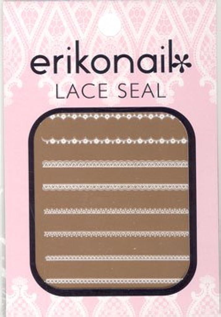 ソースそばにハンドブックerikonail エリコネイルレースシール erikonail LACE SEAL ELS-4