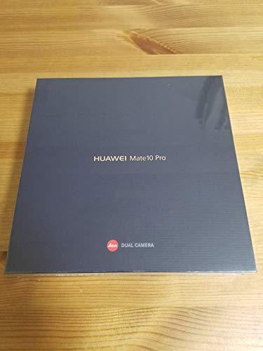 HUAWEI HUAWEI Mate 10 Pro (チタニアムグレー)「AIプロセッサー内蔵、新世代スマートフォン」6.0インチ ...