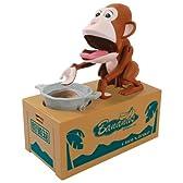 笑撃アクション 貯猿箱 サル