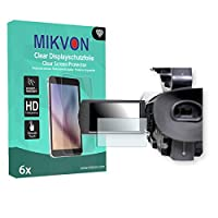 6x Mikvon ClearSony PXW-X180対応 画面保護フィルム アクセサリー付きのリテールパッケージ