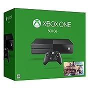 Xbox One 500GB バトルフィールド 1 同梱版 (5C7-00265) 【メーカー生産終了】
