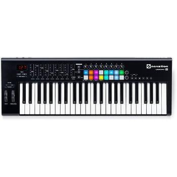 Novation MIDIキーボード / コントローラ Launchkey 49 MK2