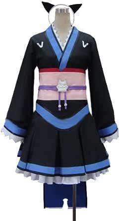 Eli beauty製  コスプレ衣装 アニメ 問題児たちが異世界から来るそうですよ? 白夜叉(しろやしゃ) 白夜王(びゃくやおう)  グッズ オーダメイド対応可能