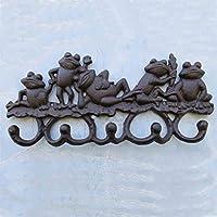 LRW ヨーロッパの鋳造工芸、鉄のフック、救済、フック、壁の装飾