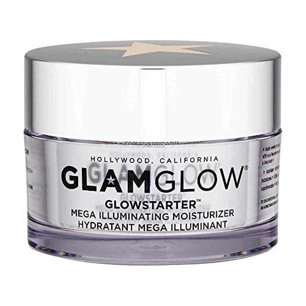 複製手荷物オーロックグラムグロウ(glamglow) グロースターターメガイルミネイティングモイスチャライザー ヌードグロウ [並行輸入品]