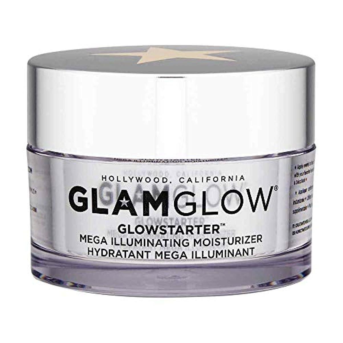 グラムグロウ(glamglow) グロースターターメガイルミネイティングモイスチャライザー ヌードグロウ [並行輸入品]