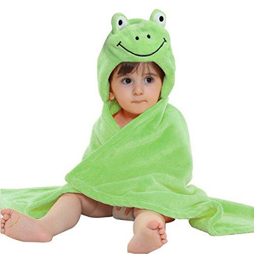 ベビー おくるみ タオルケットクマさん おくるみ (ホワイト) ふわふわした 生まれたばかりの赤ちゃんの睡眠タオル (がま)