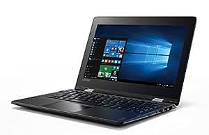 Lenovo ノートパソコン YOGA 310 80U20003JP / Windows 10 Home 64bit / 11.6インチ / Celeron N3350 / エボニーブラック