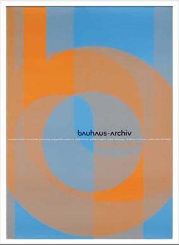 RoomClip商品情報 - Bauhaus/バウハウス《Archiv 1966 Doppelpunkt/IBH70045》☆額付グラフィックアートポスター通販☆