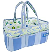 Trend Lab Dr. Seuss Storage Caddy, Oh, the Places You'll Go! Blue by Trend Lab [並行輸入品]