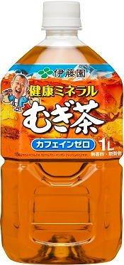 伊藤園 健康ミネラルむぎ茶 1Lペット 12本入×2 まとめ買い