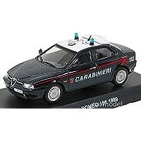イタリア直輸入 ALFA ROMEO - 1/43 - 156 2.0 TWIN SPARK CARABINIERI 1999 [並行輸入品]
