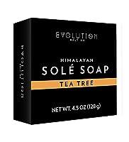 Evolution Salt Bath Soap - Sole - Tea Tree - 4.5 oz