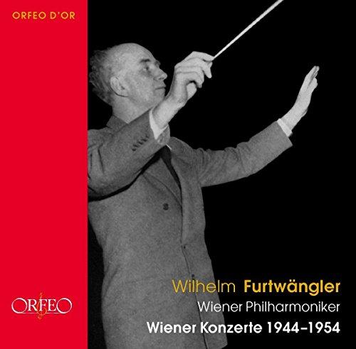 フルトヴェングラー : ウィーンでの演奏会 1944 - 1954 (Konzerte in Wien 1944 - 54 / Wilhelm Furtwangler , Wiener Philharmoniker) (18CD) [輸入盤]
