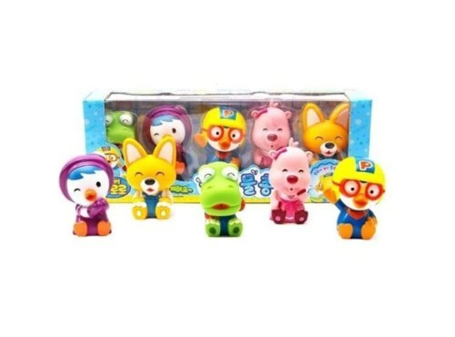 Pororo & Friends Bath Toy by Pororo [並行輸入品]