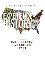 Experience History Volume 2 with Connect 1-Term Access Card [並行輸入品]
