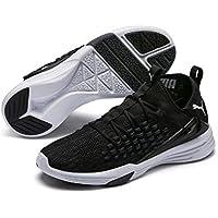 PUMA Men's Mantra Sneaker, Black White