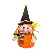 Girl Dolls , fullfun Plush Pumpkin Children Toyハロウィン誕生日ギフトまたはホームインテリア