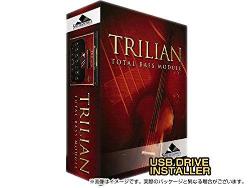 【日本正規品】 Spectrasonics Trilian USB版 ベース音源 プラグインソフト