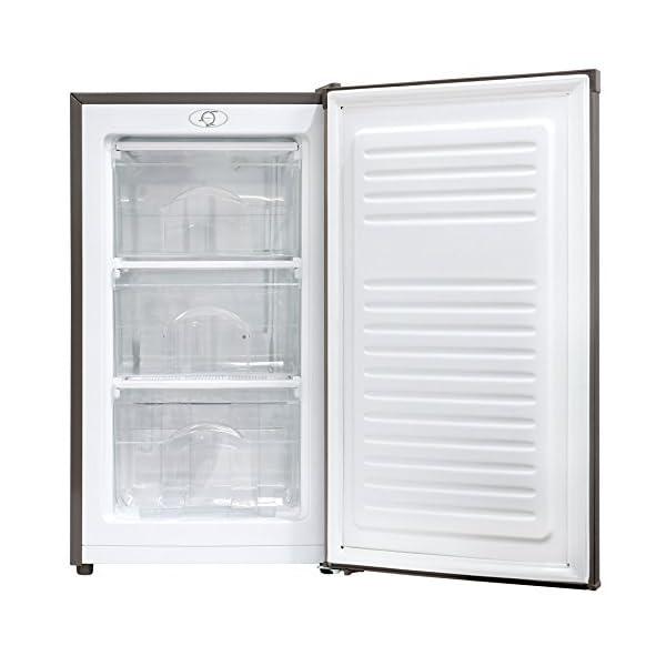 エスキュービズム 1ドア冷凍庫 WFR-106...の紹介画像4