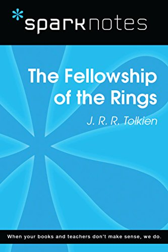 The Fellowship of the Ring (SparkNotes Literature Guide) (SparkNotes Literature Guide Series)