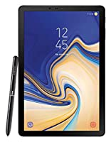 "Samsung サムスン Galaxy Tab S4 (SM-T835) LTE 64GB w/S Pen 10.5"" Black 並行輸入品"