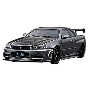イグニッションモデル 1/43 ニスモ R34 GT-R Z-tune ガンメタリック IG0790