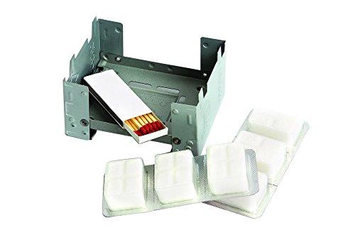 エスビット ポケットストーブスタンダード(固形燃料4g×20個付)