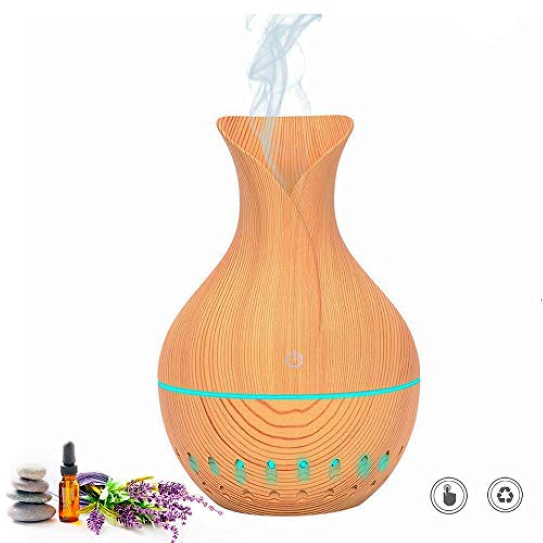 ウガンダ足音インチ空気清浄機、130ml USB LEDミニアロマエッセンシャルオイルディフューザー空気加湿器空気清浄機効率カーボンフィルターは、寝室のオフィスで静かな煙臭気の塵型を排除します