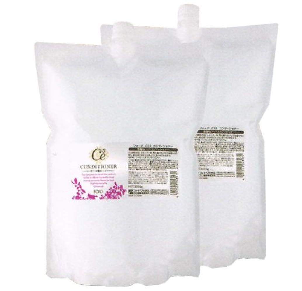 腸信仰シロナガスクジラフォードヘア化粧品 CE3 コンディショナー(リフィル) 2000gx2