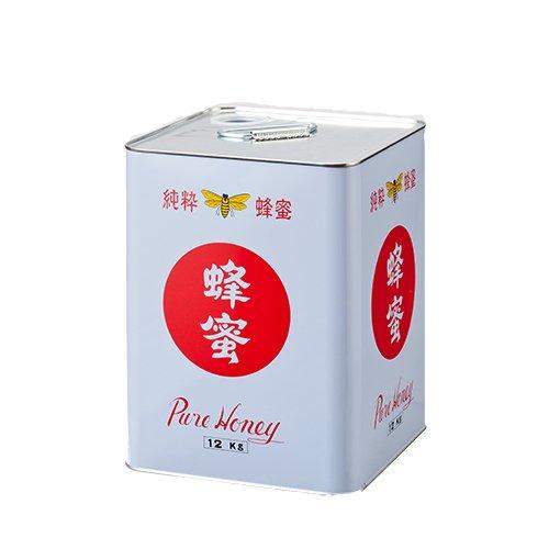 業務用アルゼンチン産蜂蜜12kg缶詰