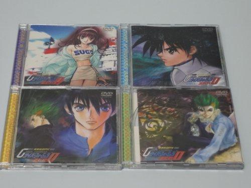 新世紀GPXサイバーフォーミュラ ZERO 全4巻セット [マーケットプレイス DVDセット]
