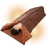 寝袋 冬用 防災 洗える寝袋 アウトドア 暖暖あったか3WAYシュラフ (2枚組)